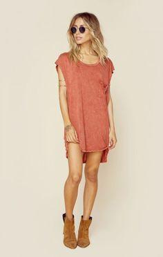Pb Tees New Bohemian Clothes Beach Bum Dress
