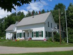 (Old) Essex County Jailer's House & Jail in Guildhall, Vermont