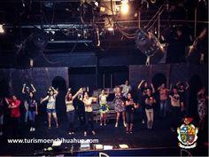 """El musical de Broadway """"Hairspray"""", esta actualmente en temporada por la compañía Kids-N-Co, en sus instalaciones de Av. Texas 1301 en Ciudad Juárez, los viernes y sábados a las 19:30 horas y los domingos a las 14:30 horas. La dirección del musical está a cargo de Kim Lupercio y Lorraine Varela en las coreografías. La temporada finaliza el próximo 14 de junio. #visitaciudadjuárez"""