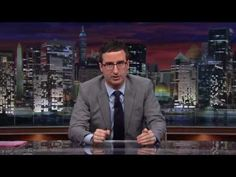 John Oliver Talked About Gays in Uganda for Almost 20 Minutes