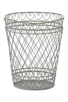 Wire Bin for trash