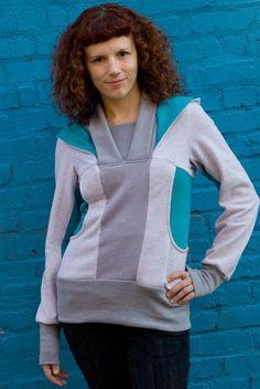 Trixie fleece hoodie $60 by SCHiZO