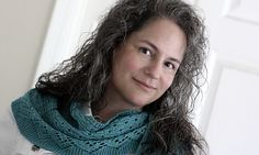 Designer and artist, Rosemary Hill, aka Romi. Beautiful gal, beautiful pattern.