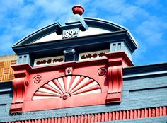 Colorful Architecture photograph of decorative by JantasticPhotos