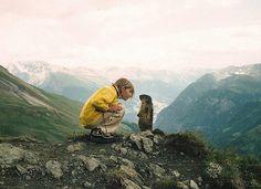 Murmeltier by Katharina Hvalur, via Flickr
