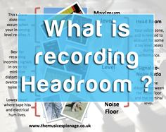 Recording Headroom