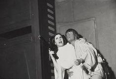 Princess Leia and Luke