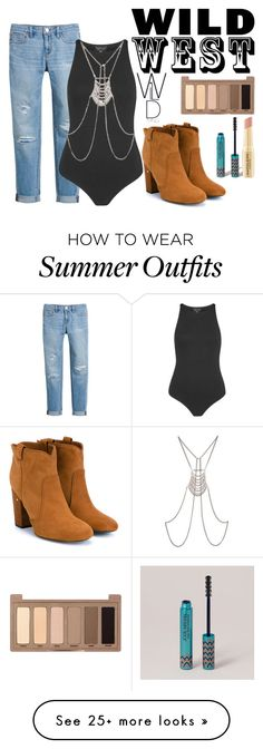 """""""Summer Outfits"""" by kenzie846 on Polyvore featuring Laurence Dacade, White House Black Market, Topshop, JustFab, Urban Decay and Napoleon Perdis"""