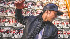 """Este bailarín tokiota, apasionado por el hip hop, nos hace una demostración de """"popping"""", una danza nacida en los años 70 y popularizada por el grupo Electric Boogaloos."""