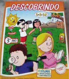 Coleção Descobrindo - ISBN 9788561994303