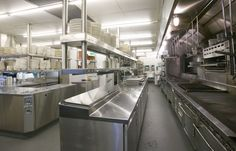 kitchen designs on pinterest commercial kitchen restaurant kitchen