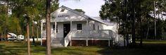 Red Oak Methodist Church at the Panhandle Pioneer Settlement, Blountstown, FL