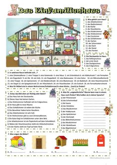 One-click print document Fun Worksheets For Kids, What Is Parenting, Star Wars Nursery, Improve Your Vocabulary, German Language Learning, German Words, Social Platform, Homeschool, Teaching
