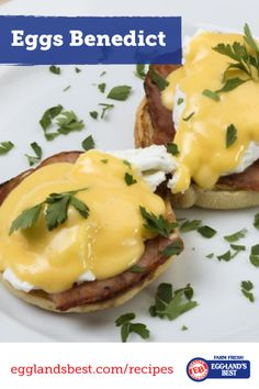 Make this classic dish even better with Eggland's Best Eggs! #Breakfast #Egglandbest #Recipe