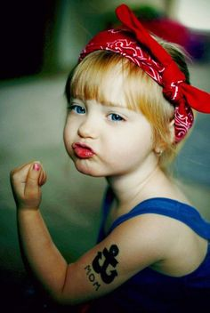 Unusual Baby Names for Girls That Impress #mom #tattoo What a cutie