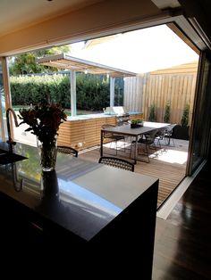 Rozelle Cottage modern patio