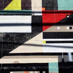 Painted Walls of Brooklyn. #bushwickopenstudios #streetart #color