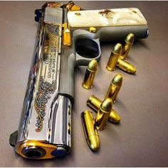 Golden pistol Find our speedloader now! http://www.amazon.com/shops/raeind