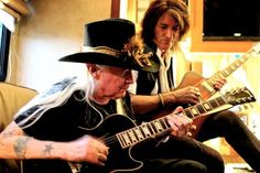 Johnny Winter & Joe Perry
