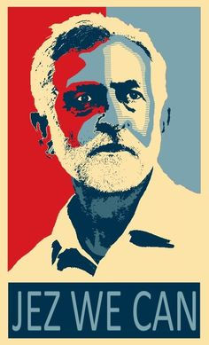 JEREMY CORBYN JEZ WE CAN T SHIRT