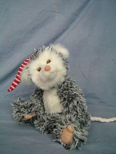 Henry Opossum The Blackberry Gang PDF sewing by jennifercarson