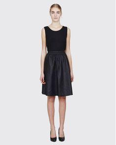 Minimum Shirley Skirt Black