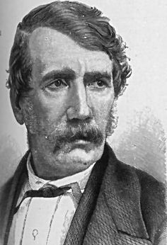 David Livingstone (portrait cropped at bottom)