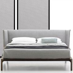 Novamobili Park Upholstered Bed