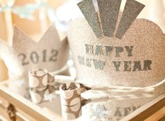 Just because you have little ones doesn't mean you can't have fun celebrating New Year's Eve with kids. Here are some ideas to have a fun night as a family.