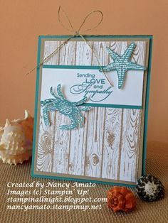 Stampin' All Night: RemARKable Stampers Blog Tour: Goodbyes Are Hard
