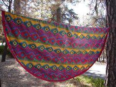 Vintage Tribal/Primitive Boho Cotton by NopalitoVintageMore, $20.00