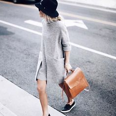 Mary Seng (@HappilyGrey) in Zoe Swit dress from FreePeople and Vereverto bag. #Aboutalook