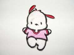 POCHACCO Embroidered Sew On/Iron On Patch Appliques by LoveLaly