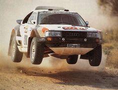 "Audi S2 'Baja' - Hot of not? . Baja Aragón 1990 - #210 Josep Maria Servià / Enric Oller  _______________________________________ [📷 Repost @gentedetramo/Sipa Sport ""4x4 MAGAZINE""] #addicted2motorsport #audi #s2 #audis2 #audiquattro #quattro #baja #rally #rallye #wrc #rallycar #bajaaragon #audisport #auditradition #sportquattro #5zylinder #turbo #retro #tbt #thinkdifferent #20vturbo #5zylinderturbo"