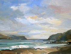 Autumn Light Lulworth Cove 24x32 copy