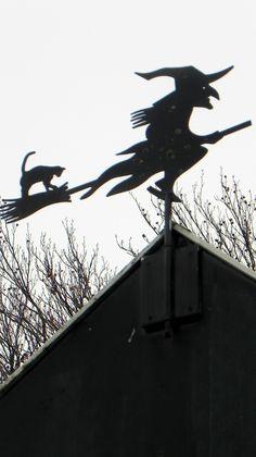 Yde (Drente), heksenhuis