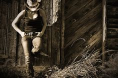 Country Girl Blues Photograph  - Country Girl Blues Fine Art Print