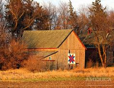 Iowa Quilt Block Barn | Flickr - Photo Sharing!