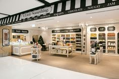 A Little Something delicatessen store by FITCH & Siren Design, Sydney store design