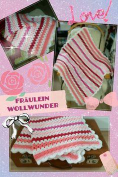 Babydecke * granny stripes * Baby blanket * afghan * gehäkelt * crochet  https://www.facebook.com/fraeuleinwollwunder
