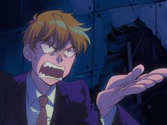 Reigen is national treasure Fullmetal Alchemist Brotherhood, Manga Anime, Anime Art, Manga Art, One Punch Man, Noragami, Mob Psycho 100 Wallpaper, Tokyo Ghoul, Mob Psycho 100 Anime