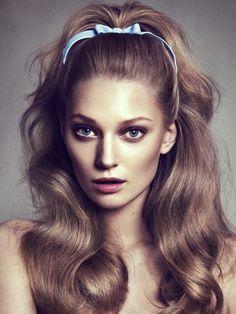 Precious hairstyle #bow