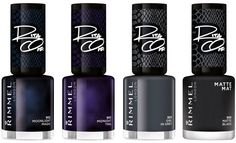 Rimmel 60 Seconds Nail Polish by Rita Ora