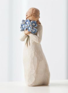 Willow Tree Figurines available at Flowers by Stella!  Willow Tree® by Susan Lordi