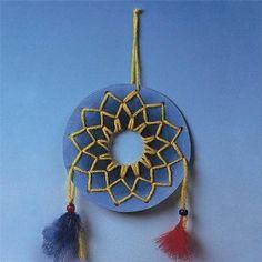 Dream catcher craft on pinterest dream catchers catcher for Easy native american crafts