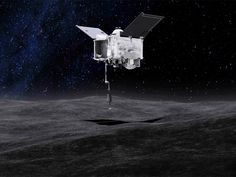 NASA's OSIRIS-REx leaves today on a seven-year journey to collect a scientific…