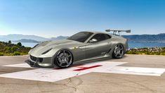 Checkout my tuning 599 2012 at Ferrari, 3d