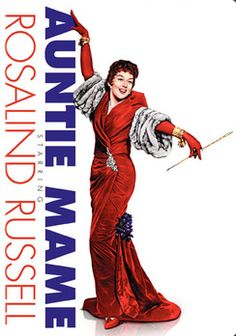 Rosalind Russell, Auntie Mame, 1958, Orry-Kelly.