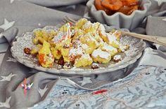 Die ganz große Österreichische Süßspeisen-Liebe - hier kommt mein weltbestes Kaiserschmarrn Rezept für ein echt fluffiges Schmankerl