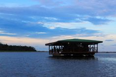 mawamba katonga floating restaurant   - Costa Rica
